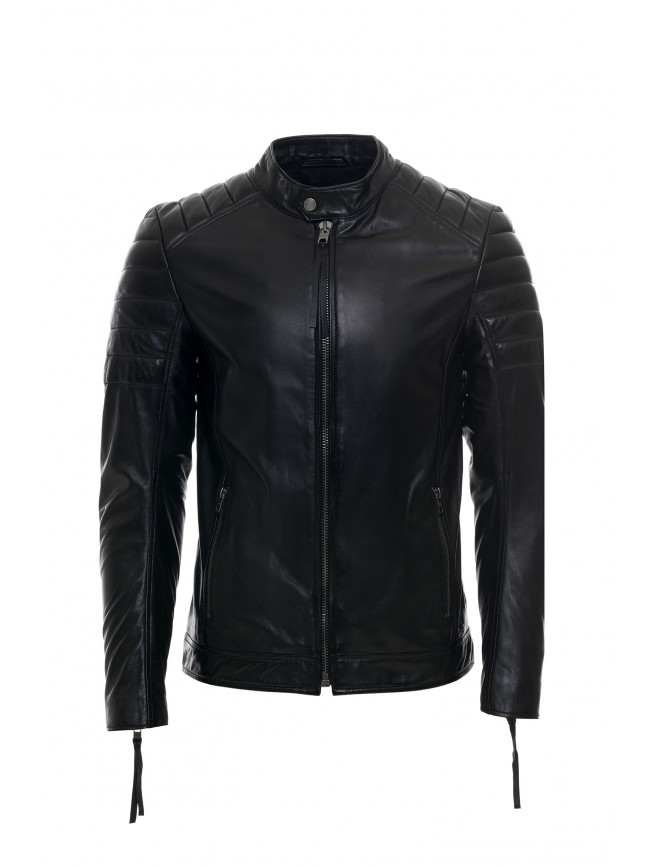 TIGHA ASHTON LEATHER JACKET