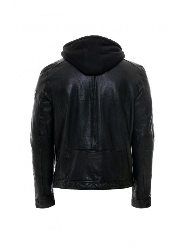 OAKWOOD DRINK LEATHER JACKET